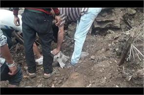 100 sheeps killed in doda by landslide
