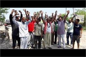 people suffered due to incomplete development work in kathua