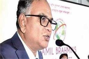 kerala high court judge says brahmins take birth on earth twice time