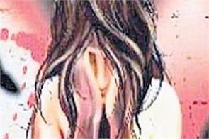 viral photos on social media by gangraping minor