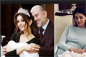 ex malaysian king who married beauty queen  disowns their son