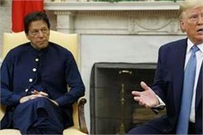 trump says imran khan a great athlete a very popular pm