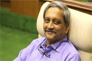 road in margao to be named after late manohar parrikar