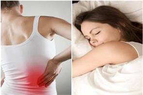 back pain or sinus problem these 6 sleeping tips will help to get rid of