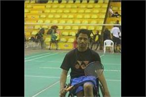 badminton player sanjeev kumar