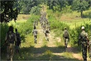 chhattisgarh 2 naxalites stacked by security forces in dantewada encounter