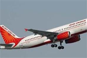 air india lost rs 13 lakh daily due to the closure of pak air