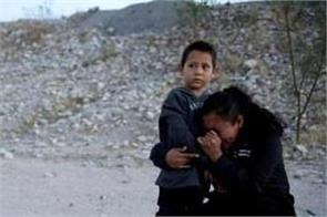 america guatemala mother begging soldier refugee soldiers