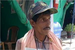 crpf jawans sent divyang to amarnath on their own expenditure
