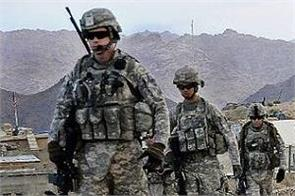 america says we will not reduce the army from the afghanistan