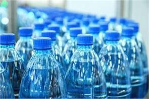 bottle locked water is safe harshvardhan
