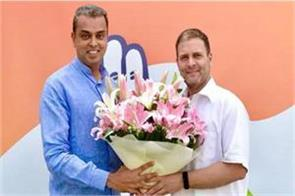 milind deora resigns from mumbai congress chief