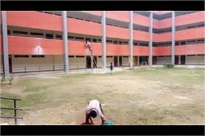 school being built in malaya