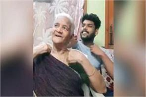 grandmother and grandson tiktok video on kolaveri di goes viral