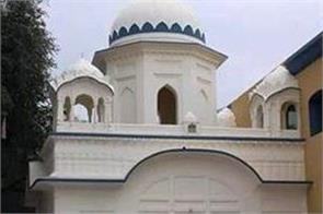 500 year old gurdwara opens doors for indian pilgrims
