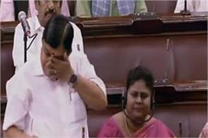 aiadmk mp vasudevan maitreyan crying in the house