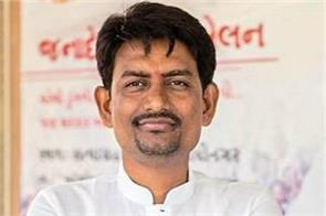 alpesh thakor quit congress mla after cross voting