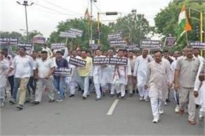 haryana congress s  elaan e jung  about raid on bishnoi s house