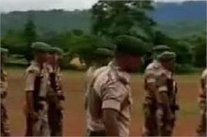 nagaland police marches to old hindi songs