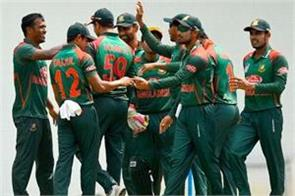 bangladesh made changes in team due to summer of sri lanka