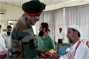army wishes hajj pilgrims for safe journey