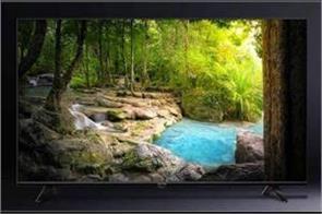 panasonic unveils new 4k ultra hd tvs in india
