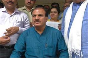haryana housing board newly appointed chairman sandeep joshi taked charge