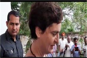 priyanka gandhi s assault on congress illegal arrest