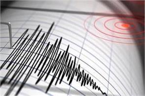 5 7 magnitude earthquake in iran one killed