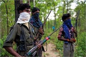 naxals in telangana to trs leader kidnap