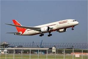 97 passengers escaped with airlifted air india aircraft from ahmedabad to delhi