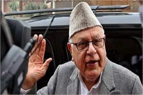 farooq abdullah said  pm modi wants to solve the kashmir issue