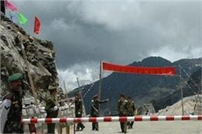 indian army denied infiltration of chinese army in ladakh