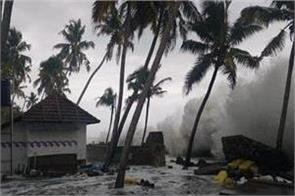 weather alert among heavy rains in kerala red alert