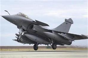 air force will get the first fighter jet rafale in september