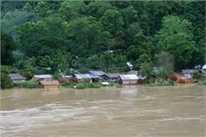 problem of flood problems in assam