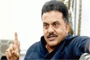 on the resignation of milind deora sanjay nirupam said a simple target