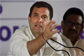 rahul s target of modi government said rti law being weak to help corruption