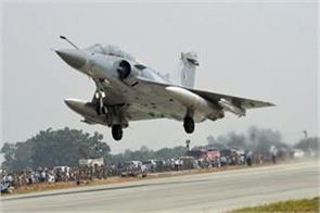 mirage 2000 fighter jet which overturns kargil war