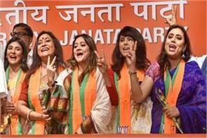 many bengali film and television actors have bitten by bjp