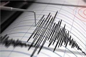 earthquake tremors in nepal intensity on reactor scale 4 2