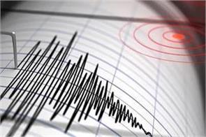 earthquake shocks indonesia 7 3 measured intensities