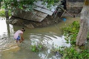 170 dead in floods in bihar and assam