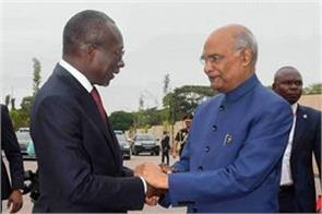 india will provide  100 million loan for benin s development projects