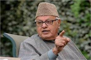 article 370 farooq abdullah to remain till the last solution to the j k issue