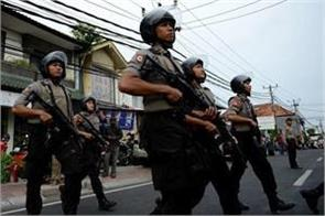 armed terrorist group leader in al qaeda arrested in indonesia