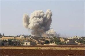 20 killed in air strike in northwestern syria