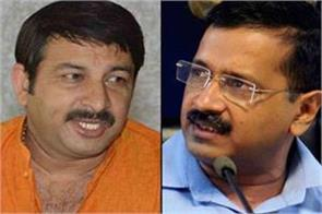 bjp challenges kejriwal to prove claim to be made 23 flyovers