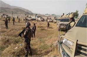 17 militants pile in ghazni encounter with security forces