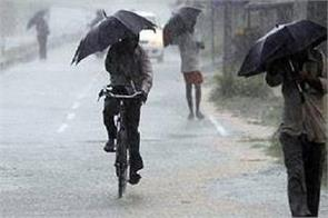 several areas in rajasthan have received heavy rains 13 dead